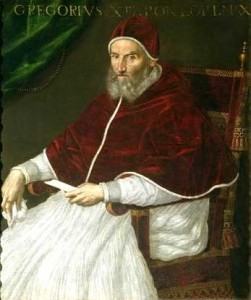 Papst Gregor XIII